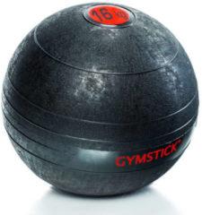 Gymstick - Slam Ball - Zwart/Rood - Met online trainingsvideo's - 16kg