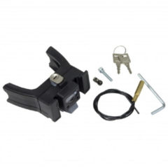 Ortlieb - Handlebar Mounting-Set E-Bike - Stuurtas zwart/grijs