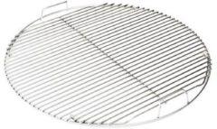 Zilveren Weber Premium Grillrooster voor Ø 57 cm