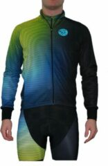Blauwe Spinning® Inspire Heren Jacket Medium