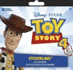 Disney - ToyStory 4 - Stickerboek - 120stuks