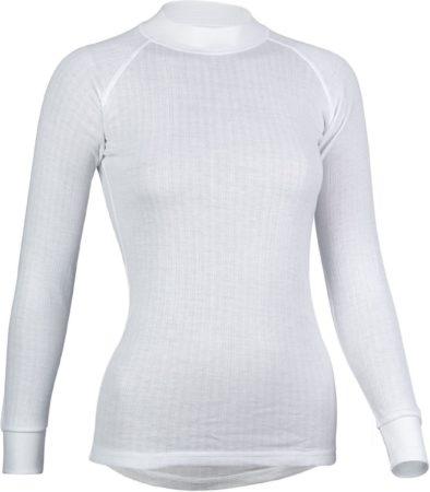 Afbeelding van Witte Avento Thermoshirt Lange Mouw Dames Wit Maat L