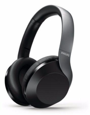 Afbeelding van TP Vision Philips TAPH805BK - Draadloze over-ear koptelefoon met Noise Cancelling - Zwart