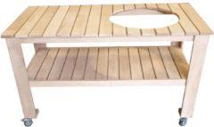 Bruine Heavenly Garden BBQ Tafel Starter de Luxe - Eikenhout