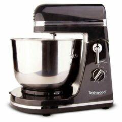 Roestvrijstalen Techwood - Keukenmachine - Staande mixer