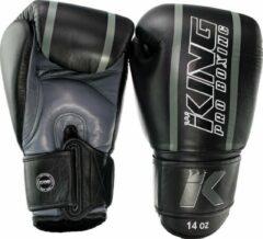 Groene King Pro Boxing Bokshandschoenen - KPB/BG ELITE 1 - 12oz