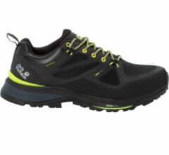 Jack Wolfskin - Force Striker Texapore Low - Multisportschoenen maat 10, zwart