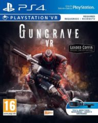 Marvelous Gungrave VR - Loaded Coffin Edition (For Playstation VR) /PS4