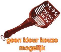 Rode Ebi Europet Kattenbakschep Paw 28 cm