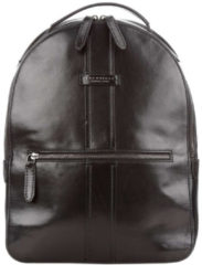 The Bridge Trebbio Backpack black backpack