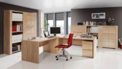 Büro Sonoma Eiche FORTE MÖBEL Calpe