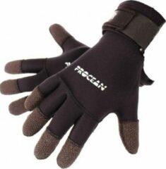 Zwarte Procean Kevlar handschoen 5 mm XL