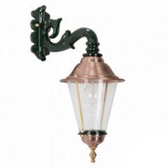 KS Verlichting Hangende wandlamp Hoorn nostalgie KS 1301