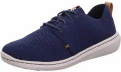 Clarks Heren Step Urban Mix - G170411 - blauw - maat 8,5