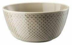 Grijze ROSENTHAL - Junto Pearl Grey - Mueslischaaltje 14 cm 0,62l