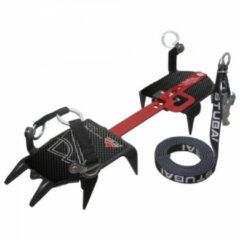 Stubai - Trekking Classic Riemenbindung - Stijgijzers maat 840 g, rood/zwart