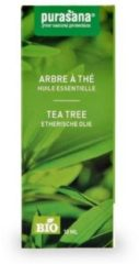 Purasana Tea Tree Olie Bio (10ml)