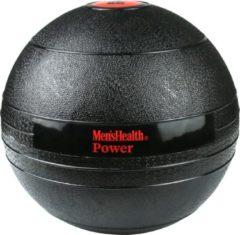Zwarte Men's Health Slam Ball 15 kg - Crossfit - Oefeningen - Fitness gemakkelijk thuis - Fitnessaccessoire