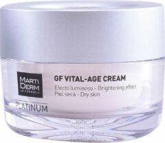 Martiderm PLATINUM GF VITAL AGE dagcreme droge huid Verstevigende gezichtsbehandeling