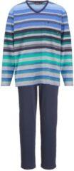 Schlafanzug Hajo marine/bleu