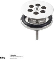 Clou Wash Me plug rvs gepolijst tbv siliconen waterstop H8cm CL/06.51010.40
