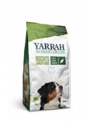 Yarrah Bio Biscuits Larger Dogs - Hondensnacks - 500 g Vegetarisch