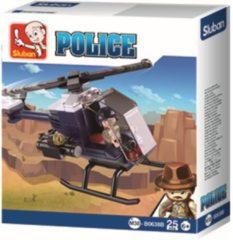 SLUBAN Police Helikopter M38-B0638B