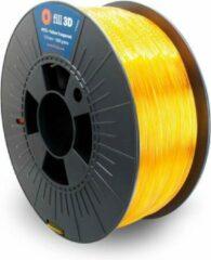 Fill 3D PETG Yellow Transparent (geel transparant) 1 kg