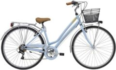 28 Zoll Damen City Fahrrad 6 Gang Adriatica Trend Adriatica blau