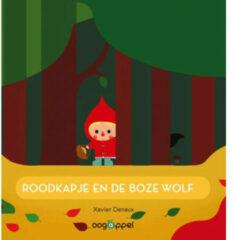 Ons Magazijn Roodkapje en de boze wolf