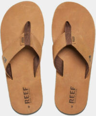 Zandkleurige Reef Leather Smooty Sand Brown