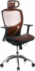 Hjh office Venus One - Bureaustoel - Oranje
