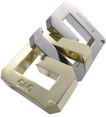 Huzzle breinbreker Cast G&G zilver/goud