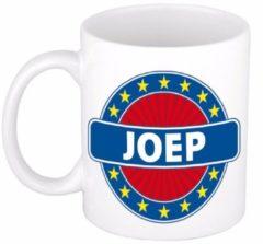 Shoppartners Namen mok / beker - Joep - 300 ml keramiek - cadeaubekers