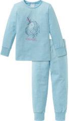 Schiesser Single-Jersey Schlafanzug