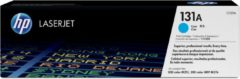 Blauwe HP 131A - Tonercartridge / Cyaan