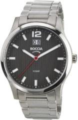 Boccia Titanium 3580-02 Horloge - Titanium - Zilverkleurig - Ø 41,5 mm