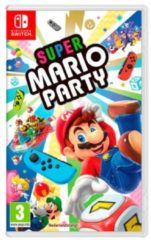 Rode Nintendo Super Mario Party game - Nintendo Switch