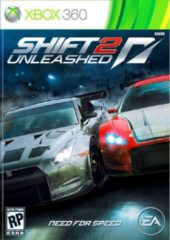 Electronic Arts Need For Speed: Shift 2 Unleashed