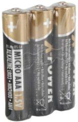 Ansmann Energy Ansmann X-POWER Micro AAA - Batterie 3 x AAA Alkalisch 5015721