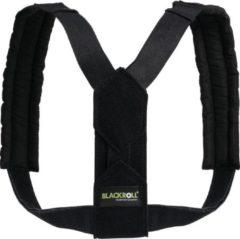 Zwarte BLACKROLL® POSTURE 2.0 - Posture Houdingscorrectie - Maat S/M/L