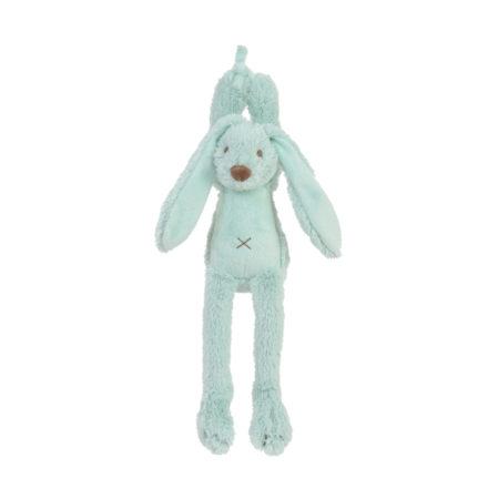 Afbeelding van Happy Horse Konijn Rabbit Richie muziekknuffel - Maat Eén