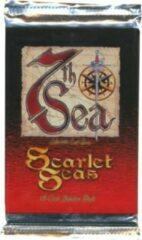 Alderac Entertainment Group 7th Sea Scarlet Seas booster