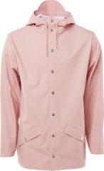 Rains Jacket 1201 Regenjas Vrouwen - Roze - Maat L
