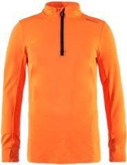 Oranje Brunotti Terni - Wintersportpully - Heren - Maat XXL - Fluo Orange