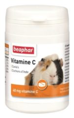 Beaphar Vitamine C Tabletten - Supplement - Sinaasappel 180 stuks