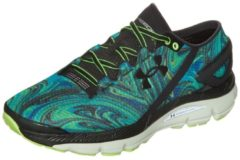 SpeedForm Gemini 2 Psychedelic Laufschuh Herren Under Armour meridian blue / sugar mint / black