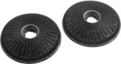 Zwarte Electrolux Zanussi ECFB02 Cooker hood filter afzuigkapaccessoire