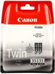 Canon 1509B012 / PGI35BK Tintenpatrone schwarz original