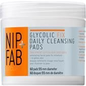 Nip+Fab Gesichtspflege Exfoliate Glycolic Fix Daily Cleansing Pads 60 Stk.